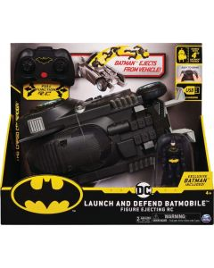 DC Batmobile 6055747 Launch And Defend .