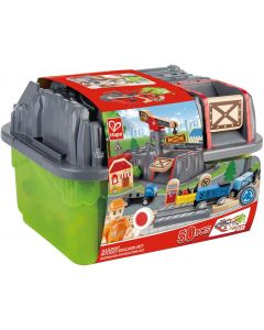 Hape E3764 Railway Bucket Builder .