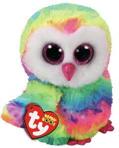 TY 37143 Owen Owl Boo Buddy