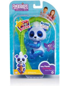 FingerlIngs 3560 Baby Glitter Pandas