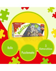 Trefl 60985 Puzzle Mat/Roll 500-1500 piece