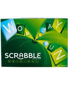 Mattel Y9592 Scrabble Orginal Board Game