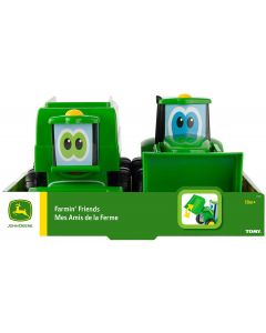 Johnny 47193 Farming Friends Twin Pack