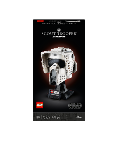 LEGO 75305 Scout Trooper Helmet
