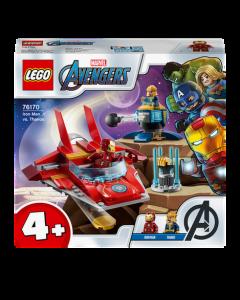 LEGO Marvel 76170 Ironman Vs Thanos