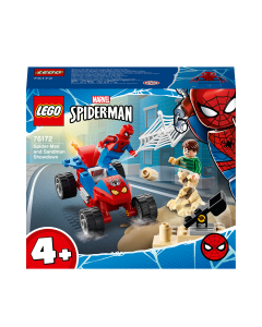 LEGO 76172 Marvel Spider-Man and Sandman Showdown