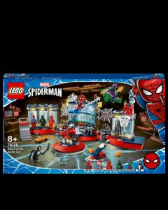 LEGO Marvel 76175 Spidermans Hideout