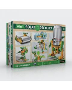 6 in 1 Solar Science Kit