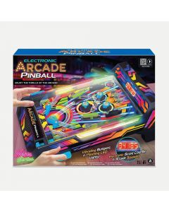 The Source Electronic Arcade Pinball Machine