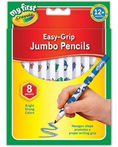 Crayola 81-8105 8 My First Decorated Pencils