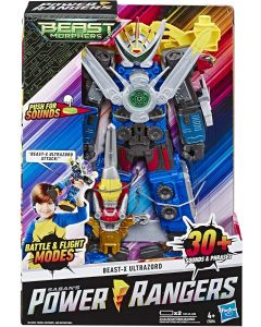 Hasbro E5894 Power Ranger Beast X Ultra Zord