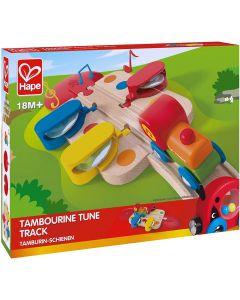 Hape E3812 Tambourine Tune Track