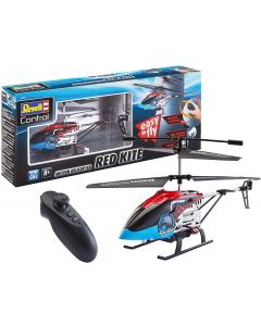 Revell Control 23834 RC Motion Control Helicopter Red Kite