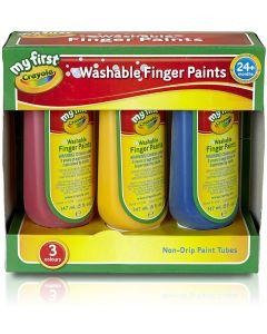 Crayola 81-8108 Washable Finger Paints