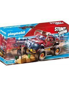 Playmobil 70549 Stunt Show Bull Truck