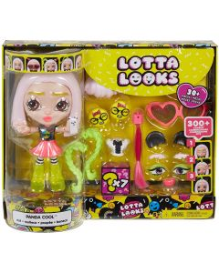 Lotta Looks GMW44 Panda Cool Deluxe Set