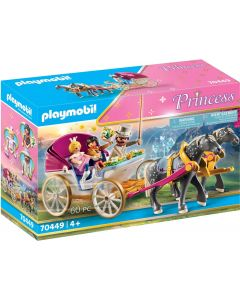 Playmobil 70449 Princess Horse & Carrige