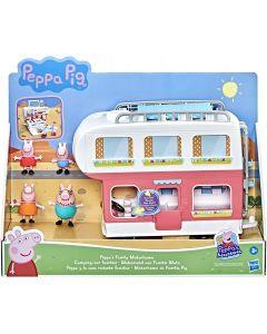Hasbro F2182 Peppa Pig Peppa's Adventures Peppa's Family Motorhome