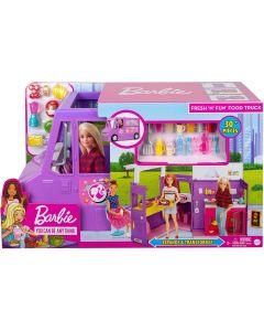 Barbie GMW07 Food Truck