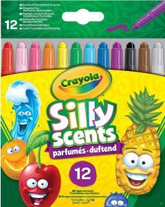 Crayola 52-9712 Scented Mini Twist Crayons