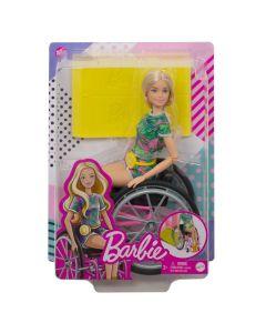 Barbie BRG93 Wheelchair Doll