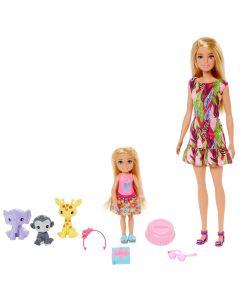 Barbie GTM82 Birthday Suprise Story Set