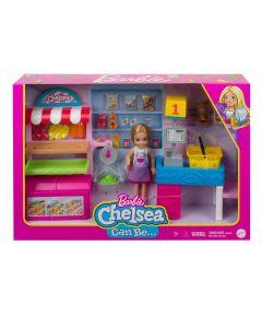 Barbie GTN67 Chelsae Supermarket