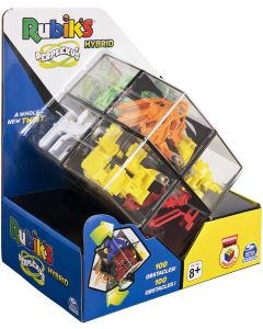 Spin Master Games 6058355 - Rubik's Perplexus Hybrid 2 x 2, Challenging Puzzle Maze Skill Game, for Adults and Kids Ages 8 and Up