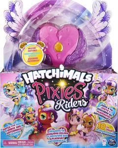 Hatchimal 6058551 Pixies Riders