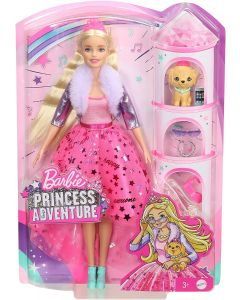 Barbie GML76 Princess Adventure Barbie