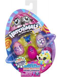 Hatchimal 6056399 Cosmic Candy 4pk Assortment