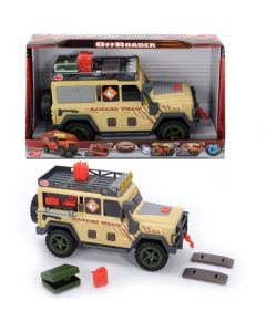 Simba Action Off-Roader Truck