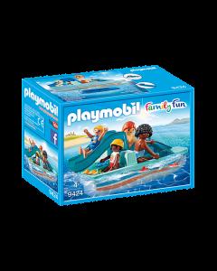 Playmobil 9424 Family Fun Paddle Boat