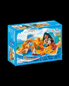 Playmobil 9425 Family Fun Family Beach Day