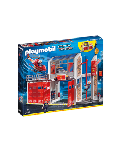 Playmobil 9462 City Action Fire Station