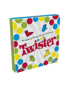 Hasbro 98831 Twister Game, Party Game, Classic Board Game for 2 or More Players