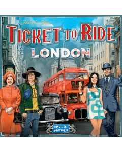 Games DOW720061 Ticket To Ride London