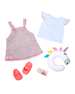 Our Generation 70.30385 Unicorn Express Outfit