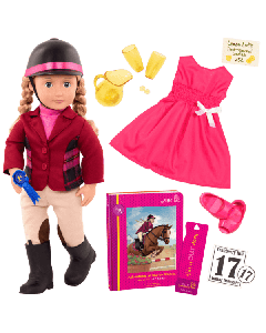 Our Generation 70.31009 Lilly Anna Doll