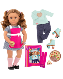 Our Generation 70.31100 Isa Deluxe Doll