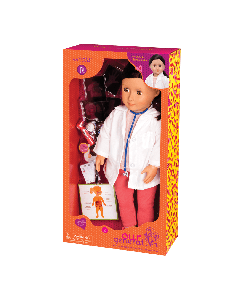 Our Generation 70.31119 Nicola Doctor Doll