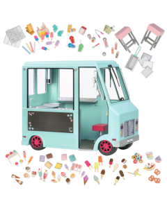 Our Generation 70.37252 Sweet Stop Ice Cream Truck