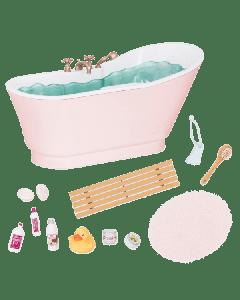 Our Generation 70.3747 Bath & Bubbles set