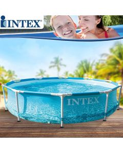 Intex Swimming Pool Metal Frame 305x76 cm