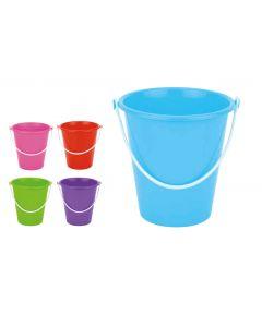 Wilton BU1142 Large Round Plaine Bucket Assorted Colours