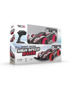 RC High Speed Racer - Red