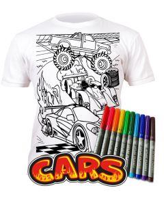 Splat Planet Cars Age 7-8 Width 43cm Length 50cm