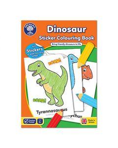 Orchard Toys CB09 Dinosaur Book