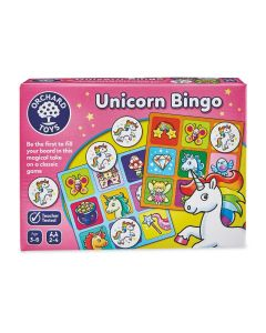Orchard Toys 613 Unicorn Bingo