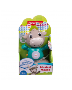 Fisher Price GHR20 Musical Moose